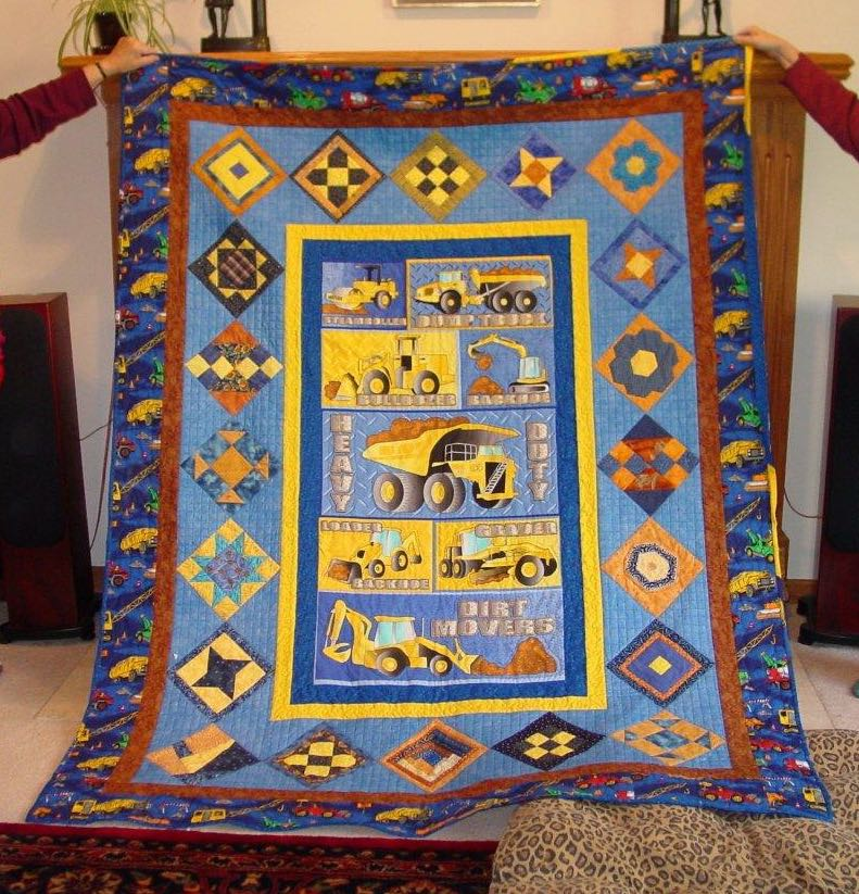 A quilt to donate