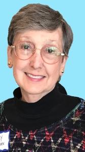 Kay Erdman, FWC President 2020-2021