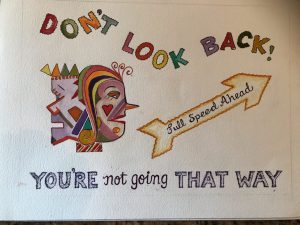 Sue Van Appledorn, Don't Look Back