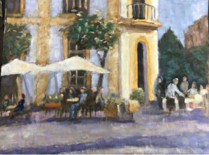 Marcelle Gray, Lunch in Arles