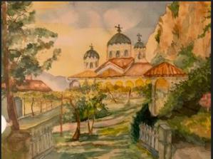 Bulgarian Monastery, Young Cho