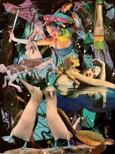 Kaleidoscope Carousel, Marlene Cooper