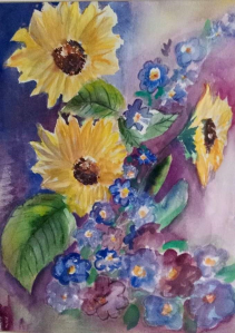 Yearly Bloom, Veronica Hadjiyski