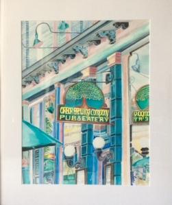 Ann Arbor Brewery, Carole Miller