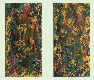 Psychedelic Panels, Lisa Neidert
