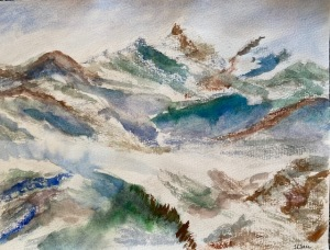 Glacial Montane, Teri Teeri