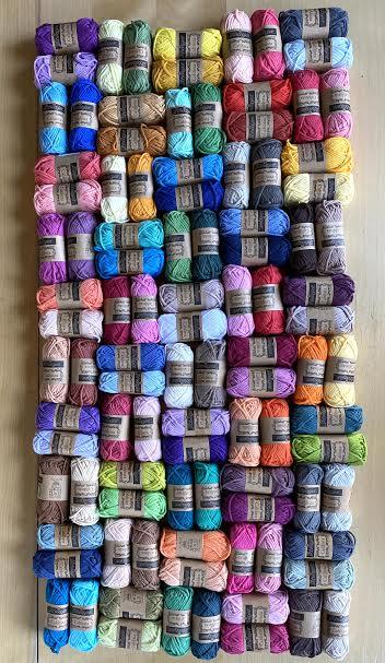 The 100 Blanket, Donna Satin