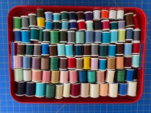 Oodles of Spools, Robin Richstone