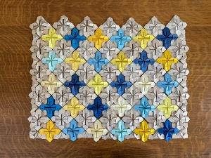 Origami Quilt, Susan Ederer